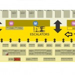 Quarter Mile Foundation booth location - 2013 PRI Show